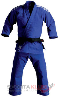 "Judo Uniform ""Training"" blue (J500B)"