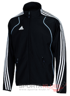 Jacket T8 Team Jkt. M BLACK/WHITE (049740)