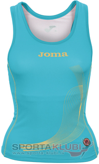 ELITE II WOMAN SLEEVELESS SHIRT TURQUOISE (1101.22.2031)