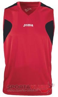 CAMISETA VOLLEY WOMAN ROJO SIN MANGAS (1190.98.001)