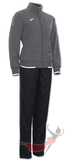 CHANDAL CAMPUS WOMAN POLY. GRIS-NEGRO (2110.33.2046)