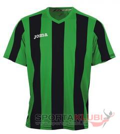 PISA 10 S/S SHIRT GREEN-BLACK (1165.98.007)