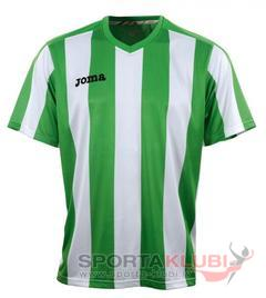 PISA 10 S/S SHIRT GREEN-WHITE (1165.98.011)