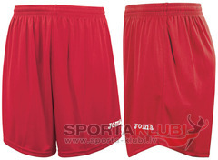 SHORT POLYESTER REAL ROJO (1035.007)