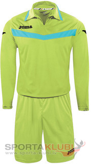 AREA II GOALKEEPER SET L/S GREEN+SHORT (1155.99.003)