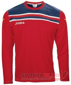 BRASIL L/S SHIRT RED-NAVY (1167.99.001)