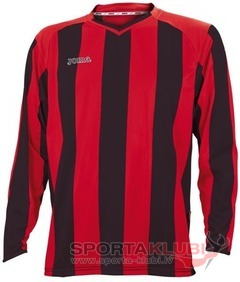 PISA CLASSIC BLACK-RED L/S SHIRT (1066.99.009)