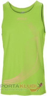 ELITE II SLEEVELESS SHIRT LIME-GOLD (1101.22.1034)