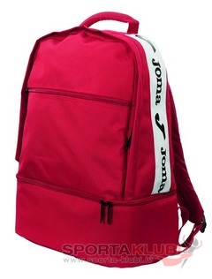 ESTADIO BACKPACK W/SHOE DEPT RED (4217.10.60)