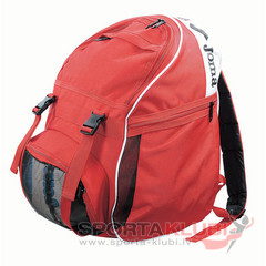 DIAMOND PACK 5 RED RUCKSACK BLACK (1441.10.60)