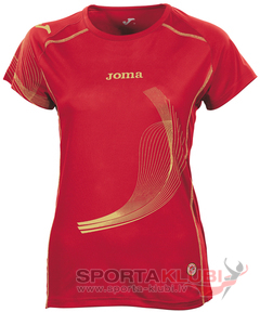 CAMISETA ELITE II WOMAN ROJO M/C (1101.22.2013)