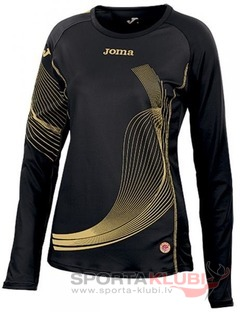 CAMISETA ELITE II WOMAN NEGRO M/L (1101.22.2022)