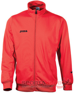 CHAQUETA MATCH DAY FLUOR ROJO POLY FLEECE (6018.11.80)
