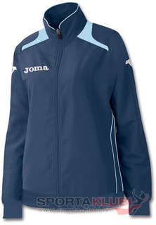 CHAQUETA CHAMPION II WOMAN POLY MAR-CELESTE (1005W12.31)