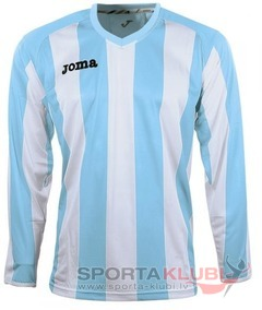 PISA 10 L/S SHIRT SKY BLUE-WHITE (1165.99.003)