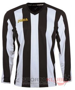 PISA 10 L/S SHIRT BLACK-WHITE (1165.99.004)