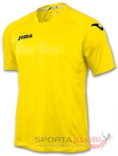 CAMISETA FIT ONE  AMARILLO M/C (1199.98.006)