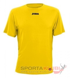 RUNNING T-SHIRT S/S YELLOW (CAR.W8H20.90)