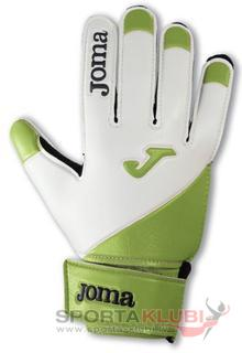 CALCIO 12 GOALKEEPER GLOVES WHITE-LIME (CALCIO12.002)