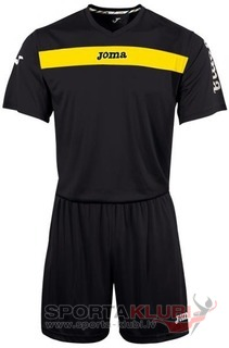 SET ACADEMY NGR-AMAR JERSEY M/C+SHORT (KIT1.981.06)