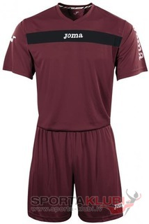 SET ACADEMY BURD-NGR JERSEY M/C+SHORT (KIT1.981.10)