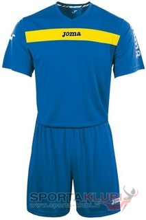 SET ACADEMY ROYL-AMAR JERSEY M/C+SHORT (KIT1.981.12)