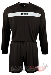 SET ACADEMY NGR-BCO JERSEY M/L+SHORT (KIT1.991.04)