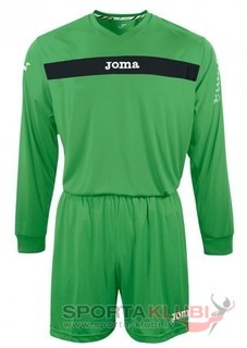 SET ACADEMY VRD-NGR JERSEY M/L+SHORT (KIT1.991.05)