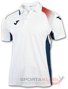 PICASHO IV  POLO WHITE-BLUE (1206.98.009)