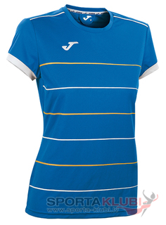 CAMISETA WOMAN CAMPUS ROYAL M/C (2101.33.2014)