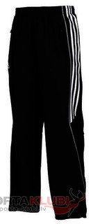 Pants T8 Team Pant Y BLACK/SILVER (P06232)