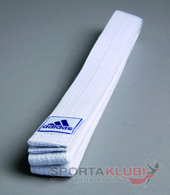Belt Club white (ADIB220-W)