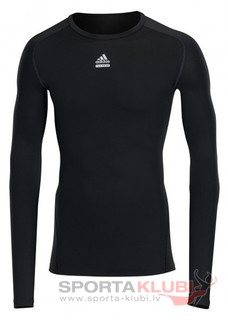 Techfit T-shirt TF C&S LS BLACK/BLACK (P92268)