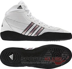 Wrestling Shoes COMBAT SPEED III WHT/BLACK1/R (G50749)