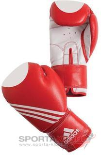 "Boksa cimdi ""ULTIMA"" Competition Boxing Glove RED (ADIBC21)"