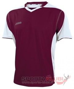 SHIRT MUNDIAL S/S DARK RED WHITE (1119.98.012)