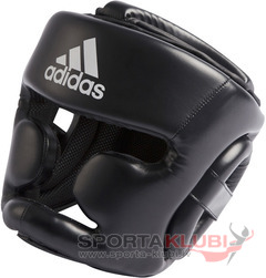 Response Standard head guard, black (ADIBHG024-BLACK)