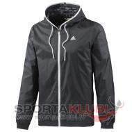 Jacket RAIN JKT 3S BLACK (Z41736)