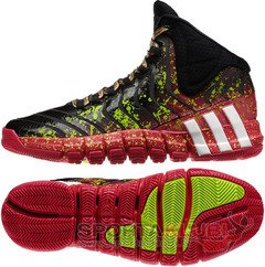 Basketball Footwear adipure crazyquick BLACK1/RUNWHI/VIVBER (G99607)