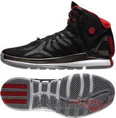 Basketball Footwear D ROSE 4.5 BLACK1/BLACK1/LGTSCA (G99355)
