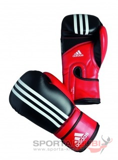 Impact boxing glove, Black/white (ADIBT032)