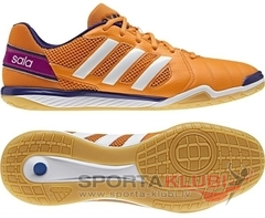 Football shoes freefootball TopSal BAHORA/RUNWHT/COPURP (F32534)