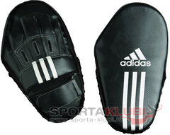 Hook&Jab Pad  Focus MITT Long (ADIBAC02-BLACK/W)