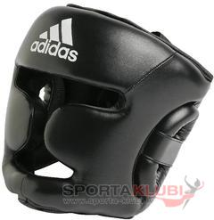"""RESPONSE"" Standart Head Guard ""Wako Model"" (ADIBHG02-BLACK/W)"