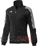 Jacket T12 TEAM JKT W BLACK/MLEAD/WHT (X13514)