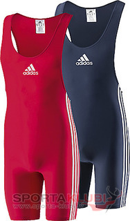 adidas Performance Basic Wrestling Suit Pack - Men (028825) (028825)