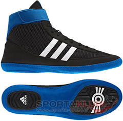 Wrestling shoes combat speed.4 BLACK1/RUNWHT/BLUBEA (Q33808)