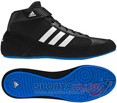 Wrestling shoes hvc k BLACK1/RUNWHT/PRIBLU (D65557)