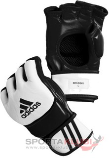 Amateur competition - training gloves black/white (ADICSG091-BLACK/W)