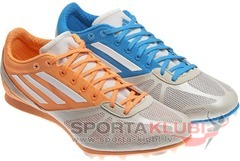 Athletic shoes arriba 4 w RUNWHT/RUNWHT/SOLBLU (D66338)